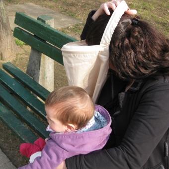 Namestanje-marame-za-dojenje-je-jednostavno