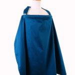 S10 Petrol plava Bebarama marama za dojenje