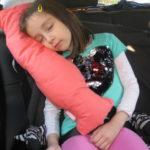 Bebarama jastuk za putovanja