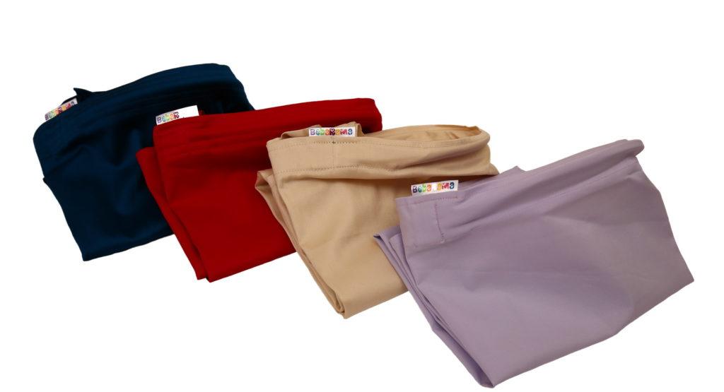 Nova paleta boja Bebarama marama za dojenje