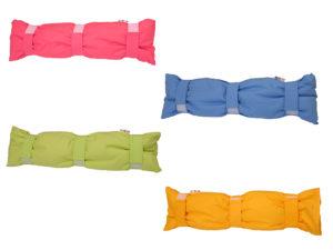 Sve boje Bebarama jastuka za putovanja