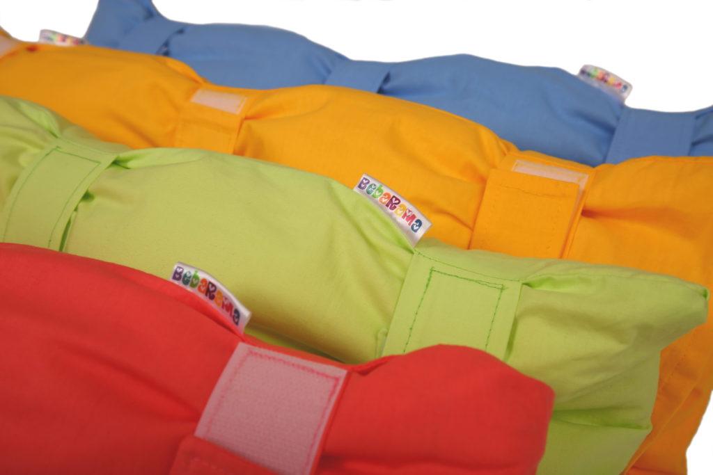 Bebarama jastuci za putovanja kao sardine