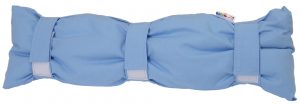 J05 - Bebi plavi jastuk za putovanja