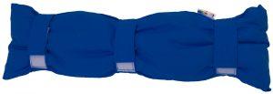 Kraljevsko plavi jastuk za putovanja