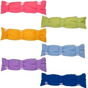 6 boja Bebarama jastuka za putovanja